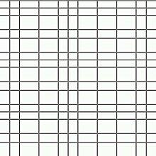 Black & White 6067 Vlies-Tapete geometrisches