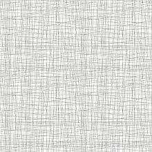 Black & White 6085 Vlies-Tapete feines retro Zickzack Linienmotiv schwarz grau auf weiß