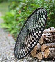 BlackOrange XXL Grillrost aus Stahl Ø 100 cm mit