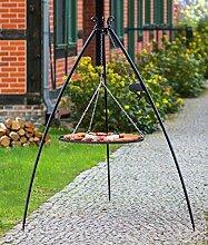 BlackOrange XXL Schwenkgrill 200 cm mit Kurbel und