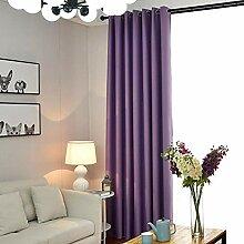 Blackout Vorhang Panel für Wohnzimmer, isolierte