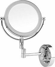 Blackpoolal 7 x LED Beleuchtet Kosmetikspiegel