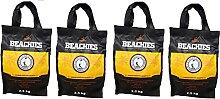 BlackSellig 10 kg Beachies (4 x 2,5 kg) Kokos