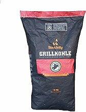 BlackSellig 10 Kg Steakhousekohle reines Quebracho