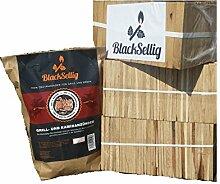 BlackSellig 24 Kg Anfeuerholz perfekt trocken und