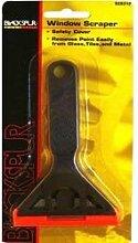 Blackspur 2 X Fenster Abstreifer Entfernt Farbe, Abdichten, Fett Aus Glas, Fliesen, Das Kochfeld, Kocher