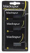Blackspur BB-ST095sortierte Heftklammern im Pack