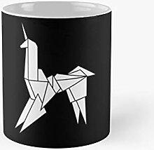 Bladerunner Origami Unicorn Classic Mug Best Funny