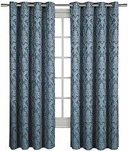 Blair Top Tülle Jacquard Fenster Vorhang Panel