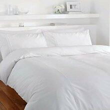 Blanc Bettwäsche , Bettbezug 200 x 200cm +2x