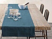 BLANC CERISE Tischläufer - Leinen mit
