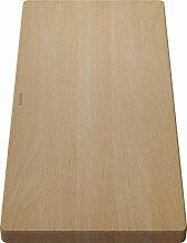 BLANCO 218313 Holzschneidbrett aus massiver Buche,
