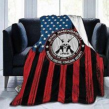 Blanket 2. Änderung Amerikas Original Homeland