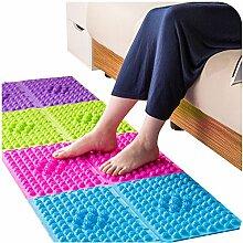 Blau: Lovely Pet groß Colorful Akupunktur Fuß