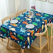 Blau Tischdecke Kindergeburtstag Junge Abwaschbar