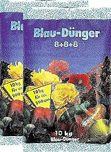 Blaudünger 10kg Gartendünger 8+8+8 Blaukorn Obst