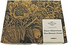 Blauer Blütentraum - Samen-Geschenkset mit 6