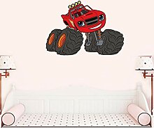 Blaze And The Monster Machines Aufkleber