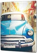 Blechschild XXL Oldtimer Auto Kuba Oldtimer