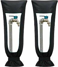 BLEE Wasserhahn-Abdeckungen für den Winter, zum