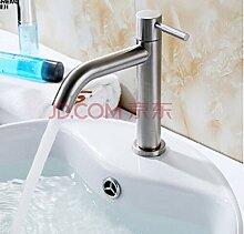 Bleifreie 304 Edelstahl Küchenarmatur Waschbecken
