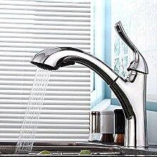 Bleifreier Wasserhahn für ausziehbare
