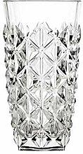 Bleifreies Glas Mit Kristallgravur, Transparentes