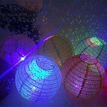 Blesiya Papierlampenschirm Papierlampe