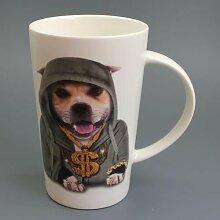 Bling - Staffordshire Terrier - Mug - Becher - Latte