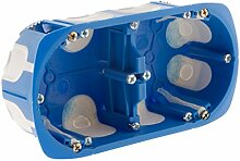 BLM 120292 Räucherbox, blau
