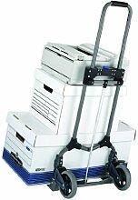 Block and Company E203401101 Stahl-Transportkarre, zusammenklappbar