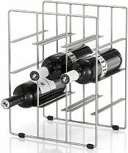 Blomus Weinflaschenregal Pilare für 9 Flaschen,