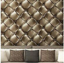 Blooming Wall 3D Kunstleder Hintergrund Textur