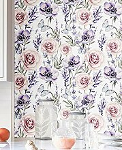 Blooming Wall PS015 Peel&Stick Fresh Roses