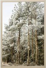 Bloomingville - Bilderrahmen mit Print, Natur