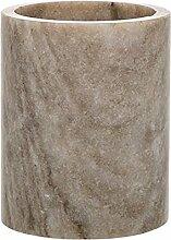 Bloomingville Blumentopf Marmor/beige