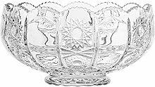 Bloomingville Glas Bowle Schale, klar