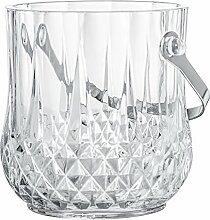 Bloomingville Glas Eisbehälter Ice, klar