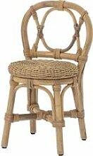 Bloomingville - Hortense Rattan Kinder-Stuhl, natur