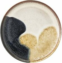 Bloomingville - Jules Teller, Ø 22 cm, multi-color