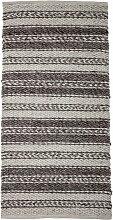 Bloomingville - Multicolour Teppich, 140 x 70 cm