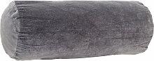 Bloomingville - Nackenrolle, Ø 22 x 56 cm, grau