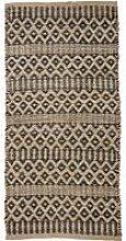 Bloomingville - Naturfaser Teppich, 140 x 70 cm,
