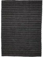 Bloomingville - Naturfaser Teppich, 210 x 150 cm,