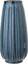 Bloomingville - Steinzeug Vase, Ø 14 x H 30 cm,