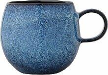 Bloomingville Tasse Sandrine, blau