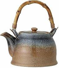 Bloomingville Teekanne mit Teesieb Aura, mehrere