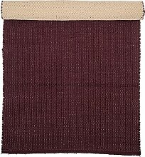 Bloomingville Teppich, mehrfarbig