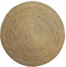 Bloomingville - Teppich - Seegras - Ø 200cm