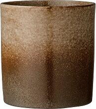Bloomingville - Terrakotta Blumentopf, braun